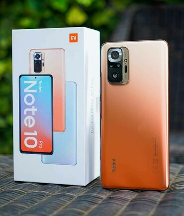 oneplus 8 pro цена in Кыргызстан | XIAOMI: Xiaomi Redmi Note 10 Pro | 128 ГБ | Черный | Гарантия, Кредит, Сенсорный