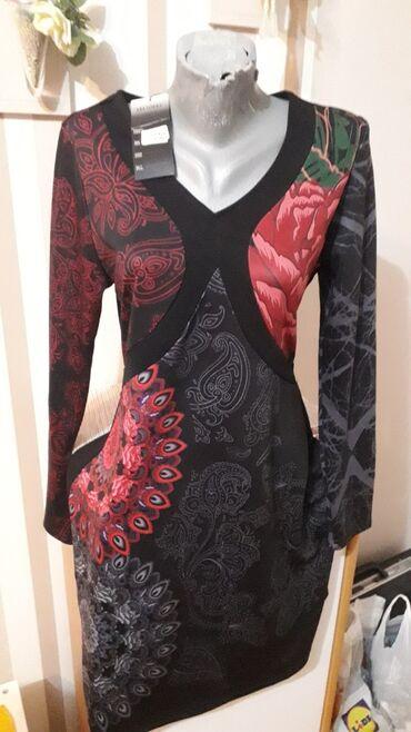 Markice - Srbija: Markiran desigualova haljin pamuk m velicina ili 38