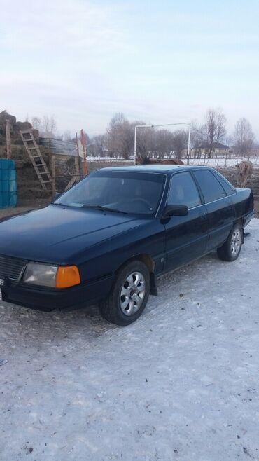переходка в Кыргызстан: Audi 1.8 л. 1988 | 45236 км