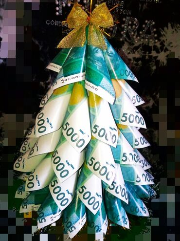 Продаю елку ручной работы цена 300 сом, ёлка ёлки айфон телефон елка