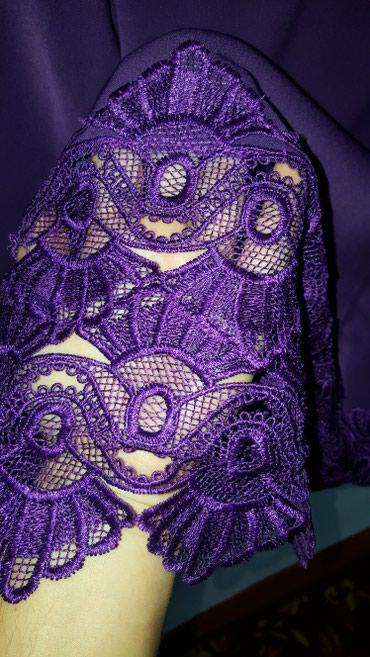 Красивое платье размер 50-52 на спине в Токмак