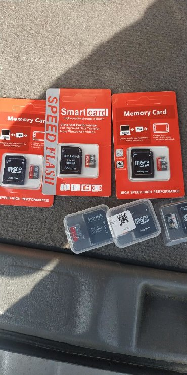 карты памяти для видеорегистратора в Кыргызстан: Флешки 64 гиг