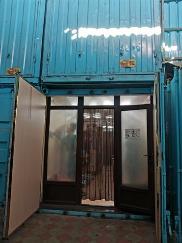 Контейнер сатылат - Кыргызстан: Контейнер 2 этажа рынок Дордой, 9проход