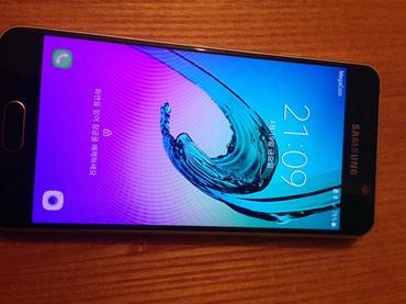 Б/у Samsung Galaxy A3 2016 16 ГБ Золотой в Бишкек