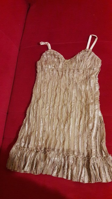 """Lepa i elegantna haljinica """"katrin"""",kao nova, nigde ostecena, samo je - Novi Becej"""