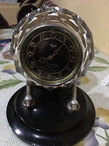Антикварные часы - Азербайджан: İşlak ala vaziyyat