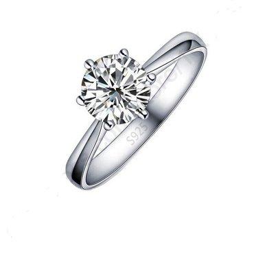 Srebrni prsten 925 slanje besplatno - Subotica