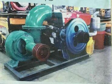 Улитка самовар насос 200 водяной дизельный на заказ. В час 400 m3/ h