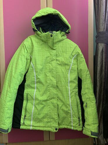 шелковые рубашки женские купить в Кыргызстан: Куртка горнолыжная, размер xl Перчатки горнолыжные женские
