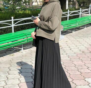 Продам юбку плиссе. Размер 46-48. На рост 165