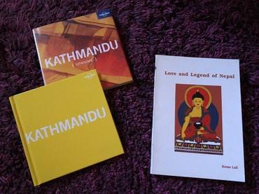 Legende Nepala i Kahmandu-glavni grad Nepala, knjige na engleskom, sve - Belgrade