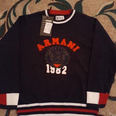 10885 объявлений: Турецкие свитера для мальчиков. Цвет: темно-синий; размер: 92-98
