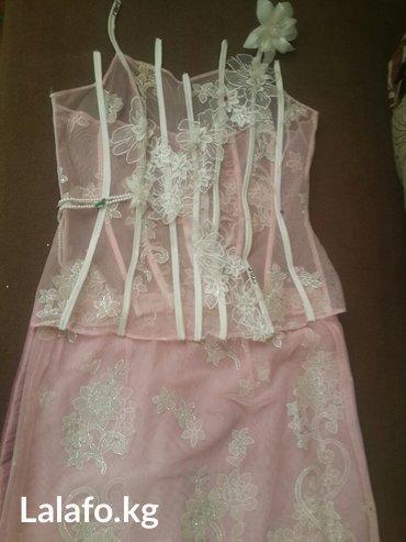 Продаю платье. одето один раз. размер в Бишкек