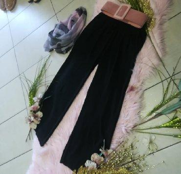 Pantalone-italijinemaju-elastin - Srbija: Pantalone lan pamuk elastin super model i kvalitet uvoz TurskaVel S M
