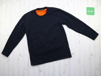 Утепленная мужская толстовка от бренда HONG DENG,р. XL Длина: 62 см Ру