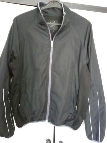 Sport i hobi - Bogatic: Muska original sportska jakna L velicina. Za prolece i leto