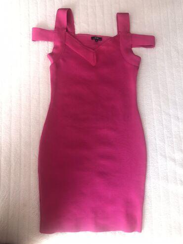 Kopija - Srbija: HERVE LEGER kopija haljine, nikad obucena. Prelepo stoji, boja uzivo