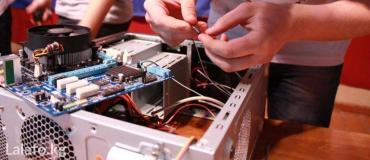 Ремонт компьютеров с выездом в Бишкек