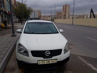 Bakı şəhərində Nissan Qashqai 2008