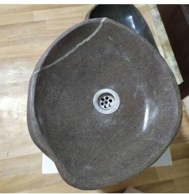 Электроника - Токмок: Раковина из природного камня, цена 3500 сомов, размер 40*32