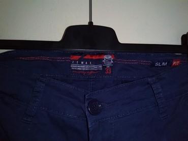 Muške Pantalone | Sabac: Zemax pantalone nove obucene samo jednom za maturu. Velicina 33. Boja