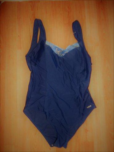 Outfit jednodelni kupaci - Srbija: Kupaci teget jednodelni vel. 44Kupaci kostim iz jednog dela vel