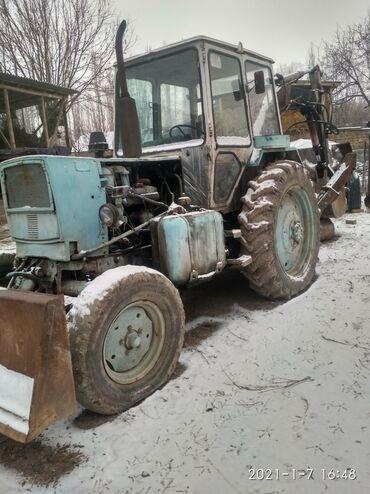 Юмз - Кыргызстан: ЮМЗ екскватыр сатлат абалы жакшы