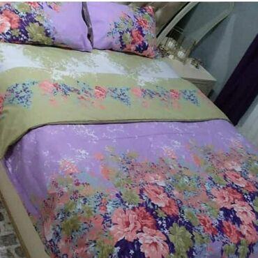 белье для девочек в Азербайджан: Yataq destleri 100 faiz pambiq Gilan tekstil Tek dest 28 manat Cut