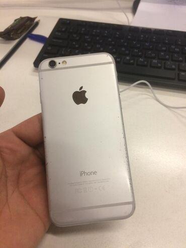 plata iphone - Azərbaycan: IPhone 6 16 GB Gümüşü