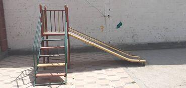 Другие товары для детей в Кара-Суу: Горка дедский