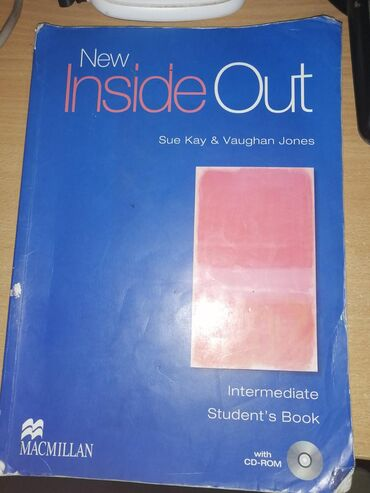Knjiga iz engleskog jezika, ocuvana, nema oštećenja, koristi se u