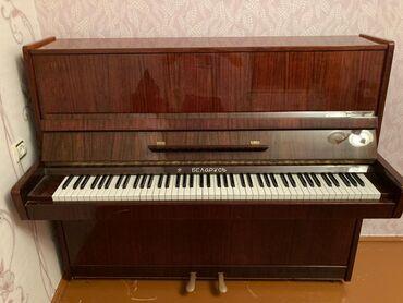İdman və hobbi - Biləsuvar: Super vezıyyetde Belarus pianino 280 AZN endirim edildi ünvan Papanin