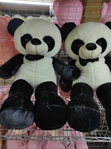Мишки панда размеры 100 смБольшие качественные мишки по доступным