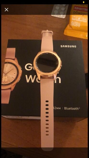 samsung galaksi s 7 в Кыргызстан: Новые часы Samsung Galaxy