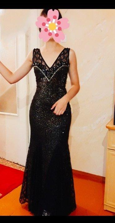 русалка в Кыргызстан: Продаю вечернее платье русалка, турция, размер 38 (М), одевала 1 раз