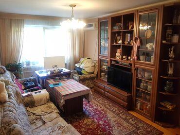 Продажа квартир - 3 комнаты - Бишкек: 104 серия, 3 комнаты, 58 кв. м Неугловая квартира