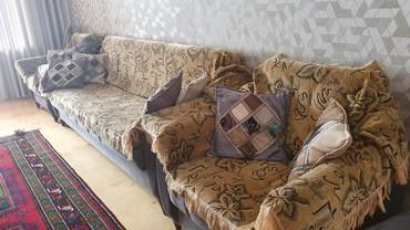 Покрывал Ortük . Размер на диван кресло 170×120. В идеальном