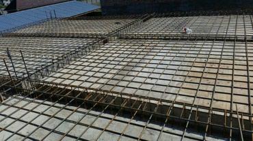 Монолитчиков оказывает строительные в Бишкек