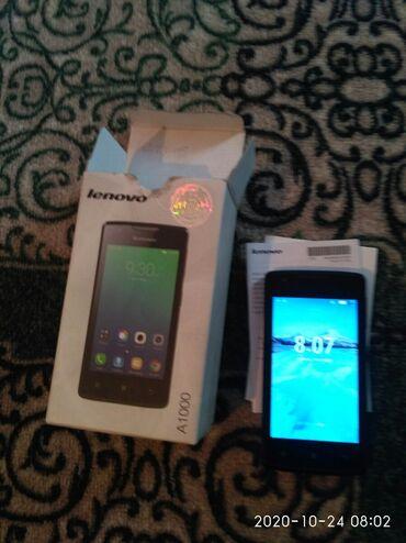 Lenovo - Кыргызстан: Lenovo A 1000 состояние хорошее есть один минус кнопка назад не