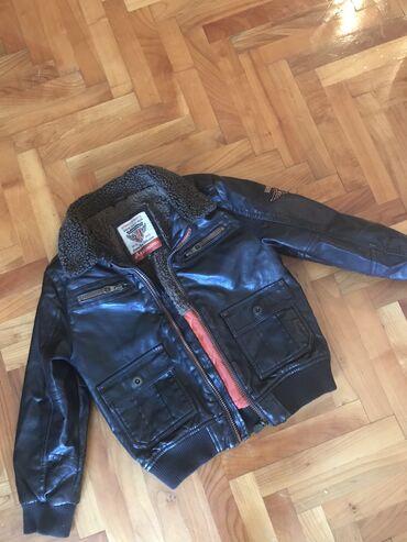 Kozne jakne - Srbija: C&a kozna jakna 116 vel