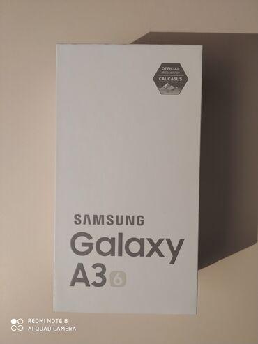 Samsung galaxy a3 2016 teze qiymeti - Azərbaycan: Samsung GALAXY a3(2016); Telefon tam səliqəli viddədir, heçbir qırığı