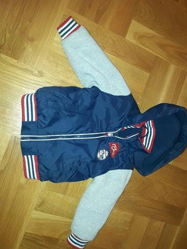Dečije jakne i kaputi | Kursumlija: Oviesa jaknica za decake. Nosena 10-ak puta predivna i prelepa. Vel