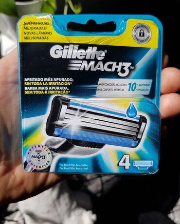 Ostalo - Pancevo: Gillette mach3 ulošci 4 komPotpuno novo u originalnom pakovanju