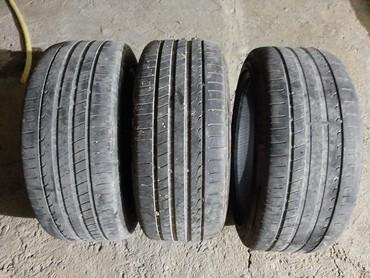 Şin və disklər Xırdalanda: 225-45-17 tekerler 2 sinde yamaq var ama bez kamerdir 1 ededi 10 manat