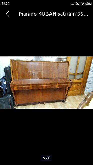 - Azərbaycan: Normal veziyyetde Kuban pianina