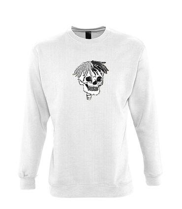 XXXTENTACION Skull duks  Velicine: S, M, L, XL, XXL, XXXL