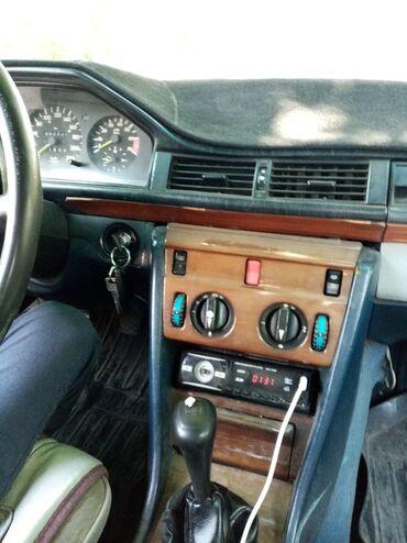 двигатель мерседес 124 2 3 бензин в Кыргызстан: Mercedes-Benz 230 2.3 л. 1986 | 12345 км