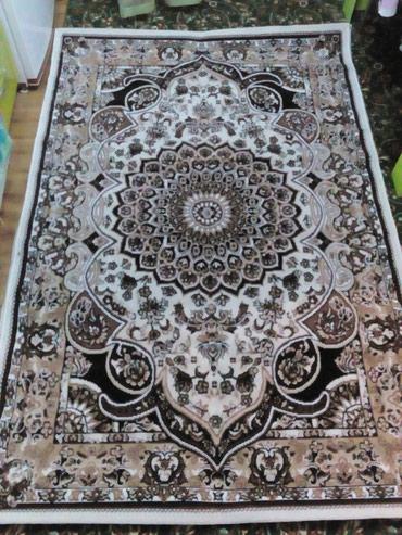 Продаю новый ковёр турецкий.размер 1.50*2.30.1750 сом.Очень красивый. в Бишкек