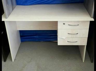 Tovuz şəhərində 120×60ofis masasi ,çatdirilma xidmeti,ödeniş neeğd ve köçürme yolu ile