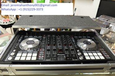 Νέος ελεγκτής DJ ψηφιακής απόδοσης DDJ-SX2 σε Δονούσα